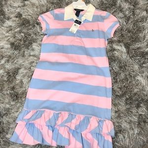 Lil girl polo dress
